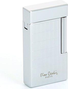Pierre Cardin 'Paris' poli chromé à rayures