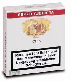 Romeo Y Julieta Club - Zigarillos