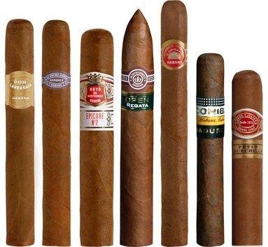 Zigarren Probiersets / Sampler Zigarrensampler Einsteiger