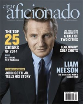 Cigar Aficionado Magazine - Jan / Février 2015