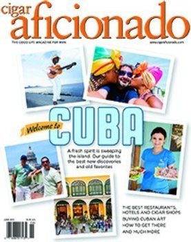Cigar Aficionado Magazine - Mai / Juin 2015