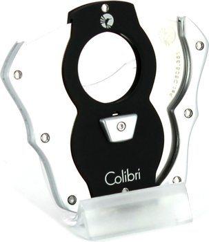 Colibri 'Cut' black / silver