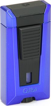 Colibri Stealth 3 Briquet métallisé bleu