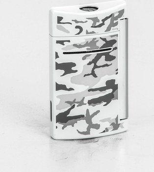 Briquet ST Dupont miniJet 10089 - camo blanc