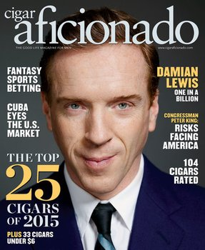 Cigar Aficionado magazine Janv/Feb 2016