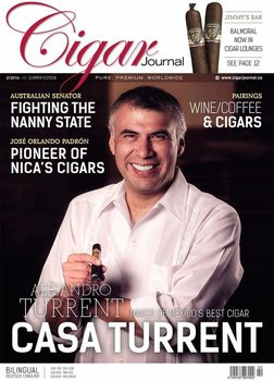 Magazine Cigare Journal 02/2016