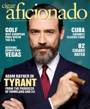 Magazine Cigare Aficionado AUG 16