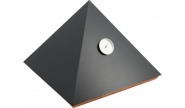 Cave à cigare adorini Pyramide Deluxe M Noir