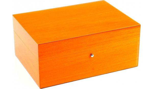 Humidor Gentili Orange 10 Cigares