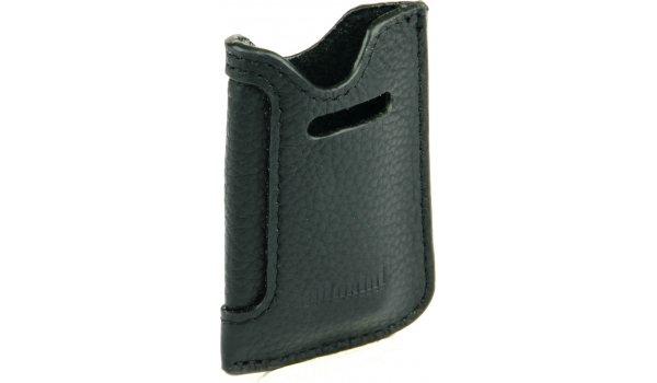 Etui en cuir adorini noir pour ST Dupont Maxijet