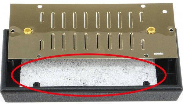 Mousse polymère acrylique de remplacement pour humidificateur deluxe Adorini