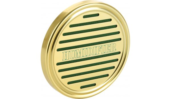 Humidificateur éponge Round Gold