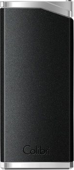 Colibri Delta Briquet noir/chrome