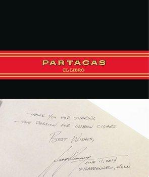Partagas - El Libro (allemand / français) par Amir Saarony