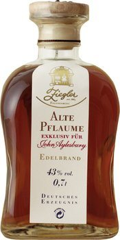 Ziegler Old Plum John Aylesbury Exclusive Brandy 700 ml