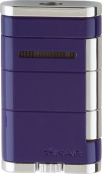 Briquet Xikar single Jet Allume violet