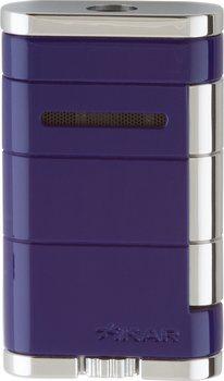 Briquet Xikar single Jet Allume violet