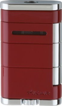 Briquet Xikar single Jet Allume rouge