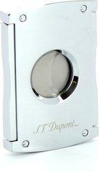 Coupe-cigares double lame S.T.Dupont X.tend Maxijet - Chromé