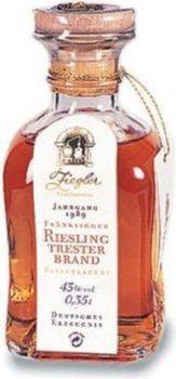 Ziegler Franconian Riesling Trester 0,05l - Eau de vie
